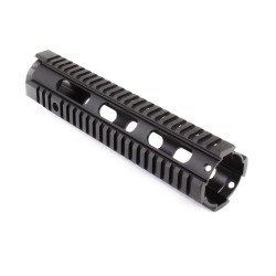 "AR-15 10"" Mid Length Free Float Quad Rail"