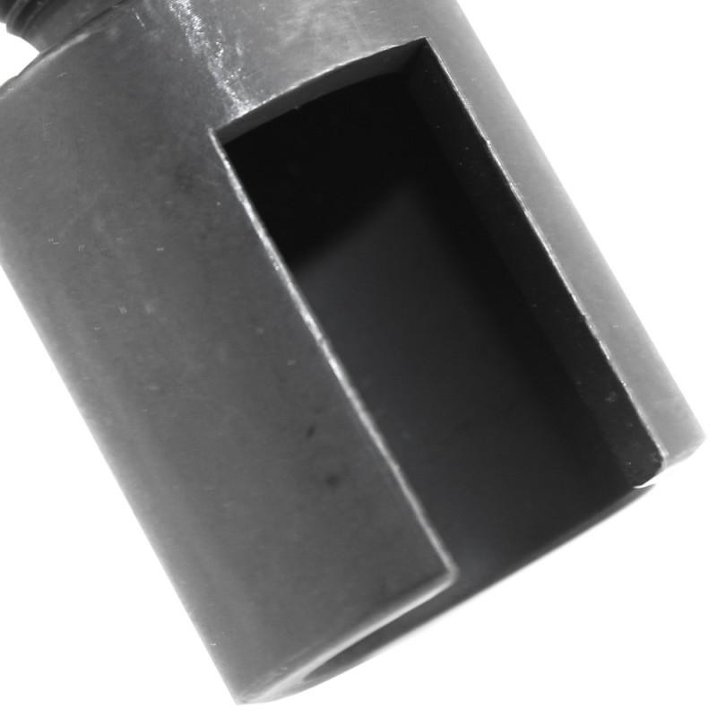 Ruger barrel end thread adapter
