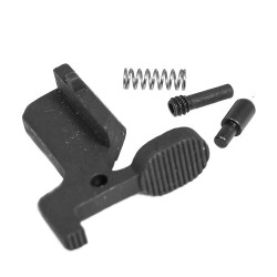 308 Bolt Catch Assembly Kit with Plunger, Spring & Screw -Black
