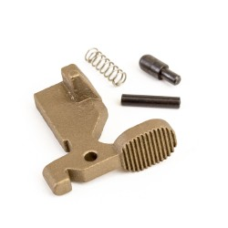 AR-15 Bolt Catch Assembly - Tan