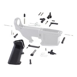 AR-15 Lower Receiver Parts Kit (Trigger & Hammer excluded)