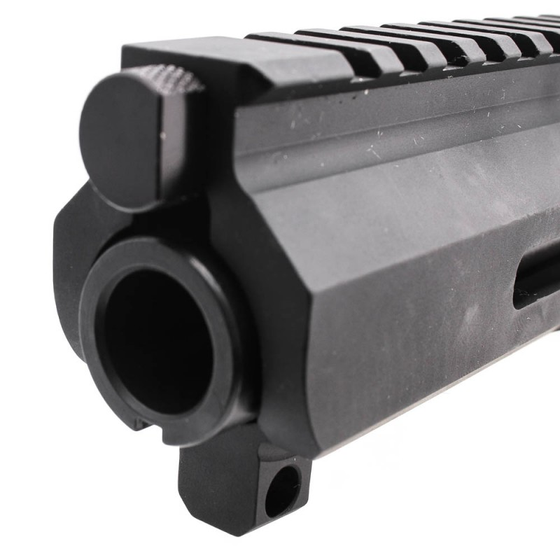 Ar 15 Side Charging Billet Upper Receiver Nitride Bcg Made In The