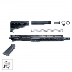 AR-15 Pistol Build Kit with LPK