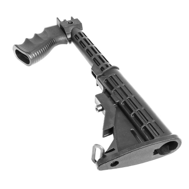 Saiga Rifle / Shotgun 6 Position Stock Kit with Tube, Pistol Grip & Stock